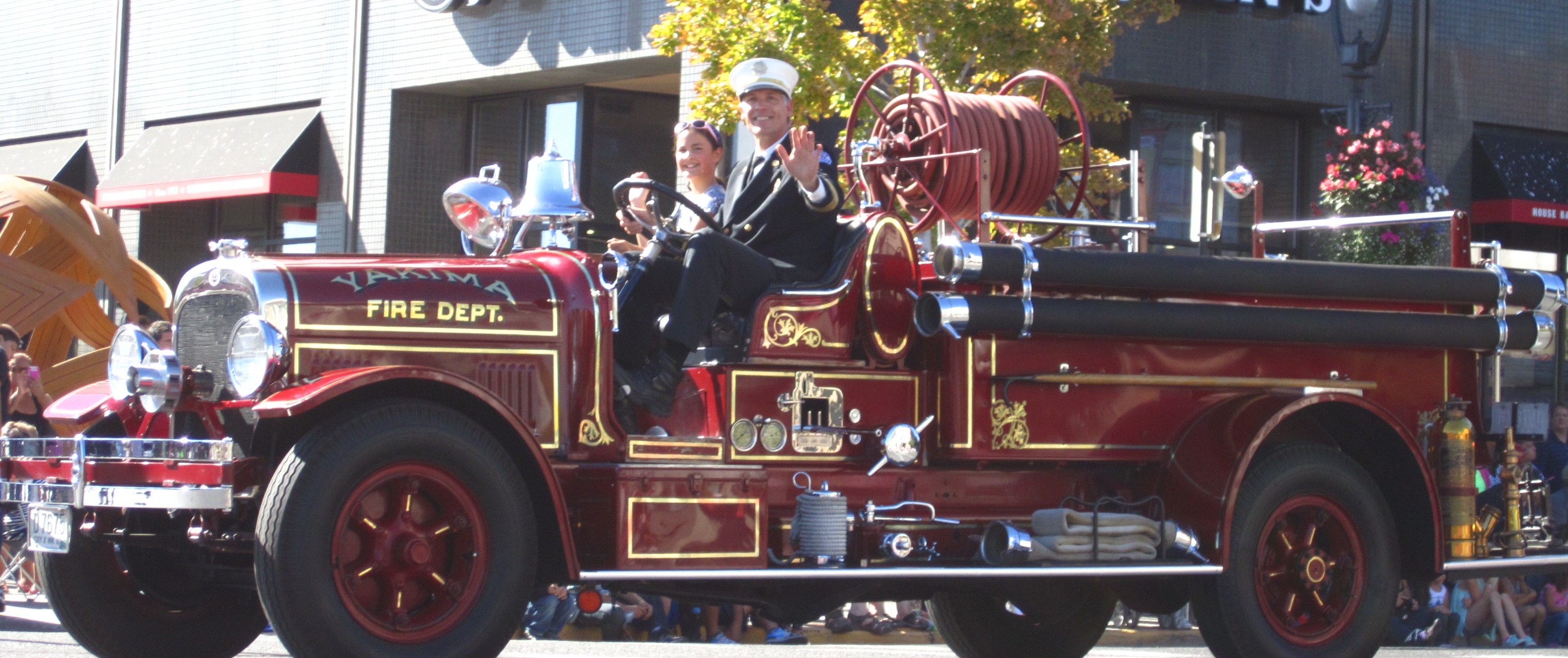Sunfair parade yakima fire department for City motors of yakima